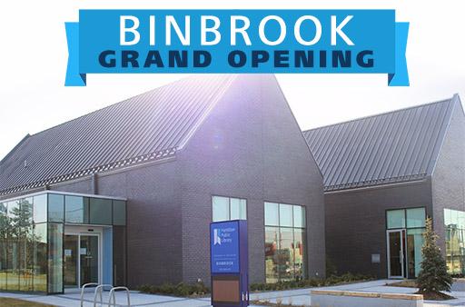 photo of Binbrook Branch