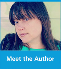 image of Zoe Whittall with text Meet the Author