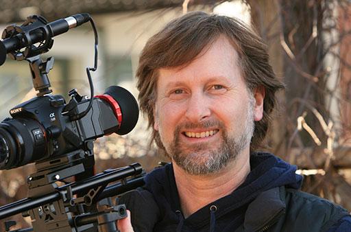 photo of filmmaker David Cobas