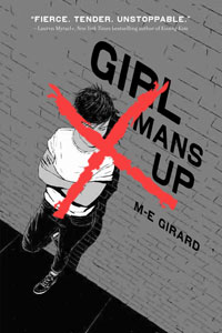 book cover of Girls Mans Up