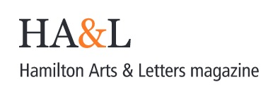 Hamilton Arts and Letters magazine logo