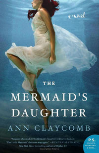 cover of The Mermaids Daughter by Ann Claycomb