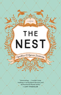 cover of The Nest by Cynthia DaApriz Sweeney