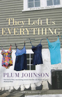 cover of They Left Us Everything by Plum Johnson