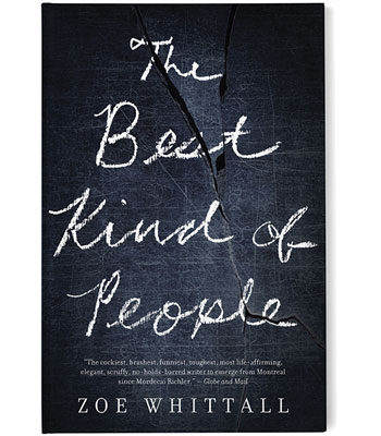 Book cover of The Best Kind of People