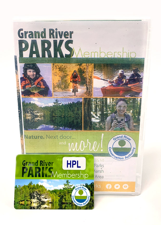 Grand River Parks Pass
