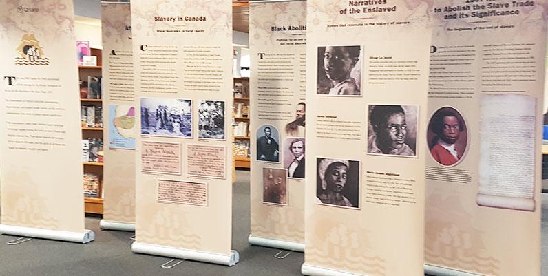 tarp of varius black history information