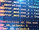 stylized layers of coding