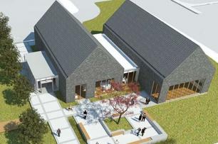 architect rendition of Binbrook