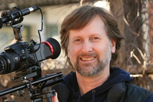 photo of filmmaker David Cobas
