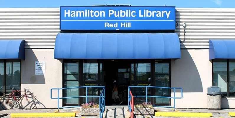 Red Hill Branch