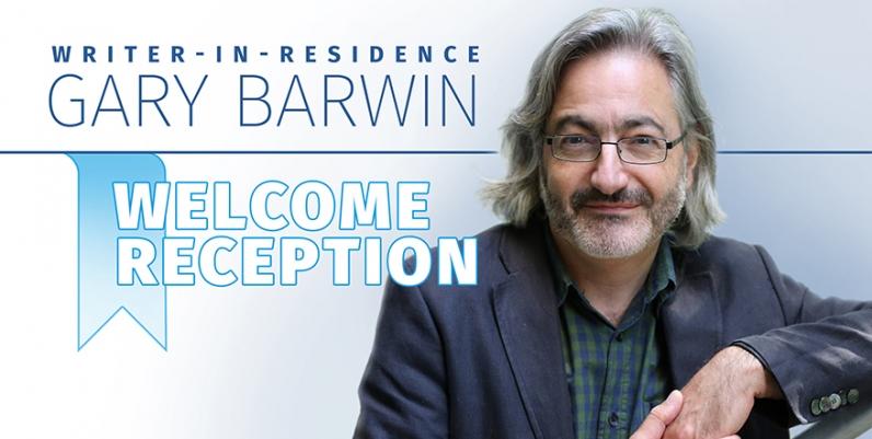 Photo of author Gary Barwin