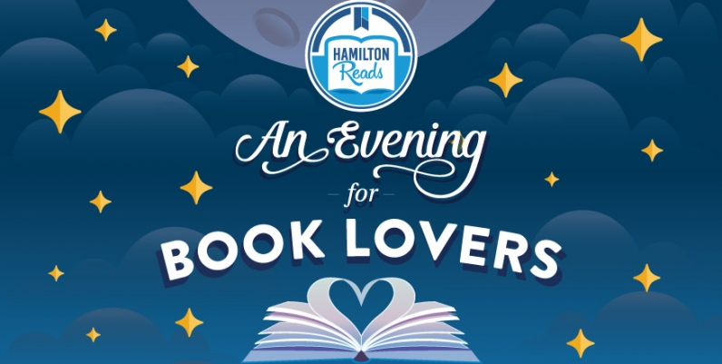 An Evening for Book Lovers