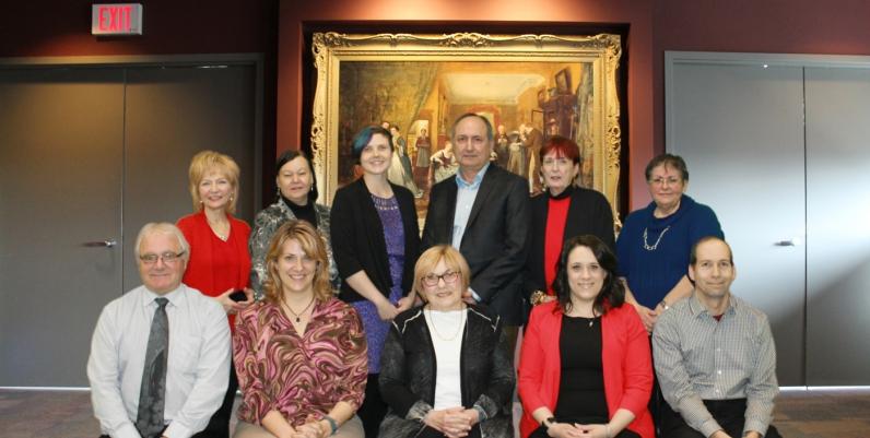 Hamilton Public Library Board 2015-2018