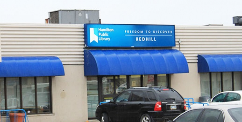 photo of Red Hill branch of Hamilton Public Library