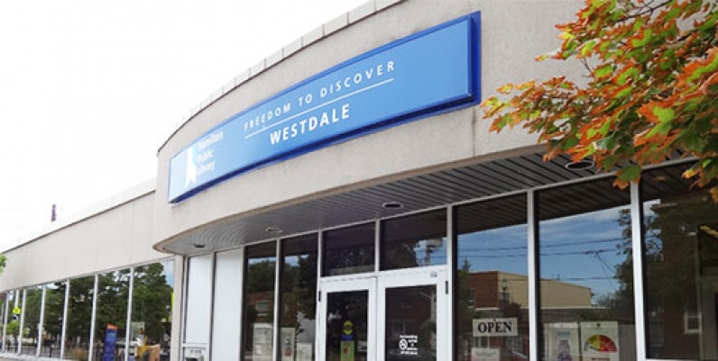 photo of westdale branch of hamilton public library