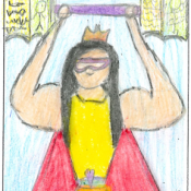 Bookmark Winner - June 2020, Abeer, 7