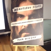 poster of the cover of the book Beautiful Scars