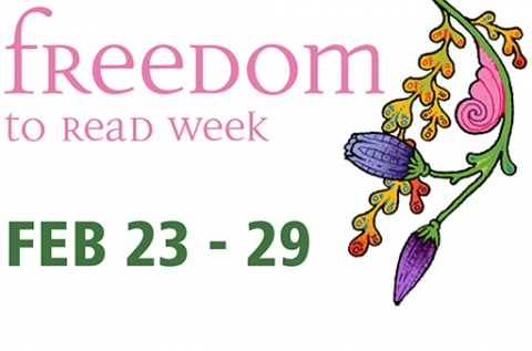 Freedom to Read Week Feb 23-29