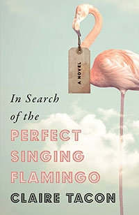 Book cover for In Search of the Perfect Singing Flamingo