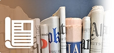 Magazines and newspapers logo