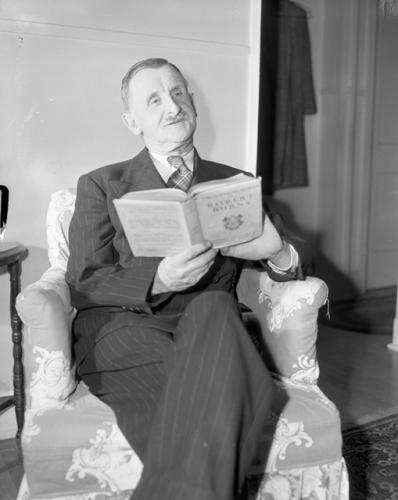 Mayor John Don (1888-1981), Mayor 1950-1953