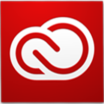 Logo of Adobe Creative Cloud