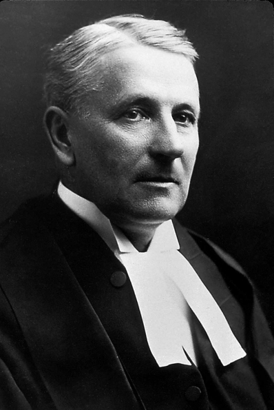 Mayor James Vernall Teetzel