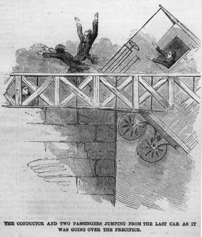 Desjardins Canal disaster, 1857