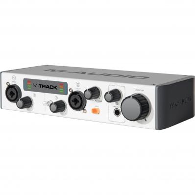 a photo of an audio mixer