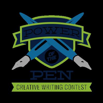 Power of the Pen Creative Writing Contest logo