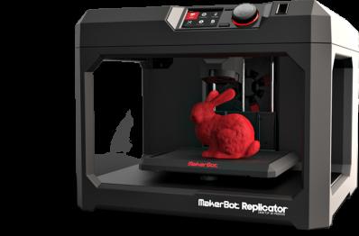 MakerBot 3D Printer | HPL