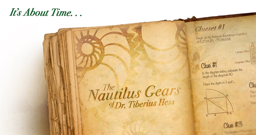 It's About Time. The Nautilus Gears of Tiberius Hess