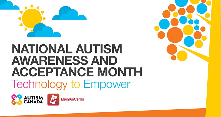 Text National Autism Awarees and Acecpatance Month