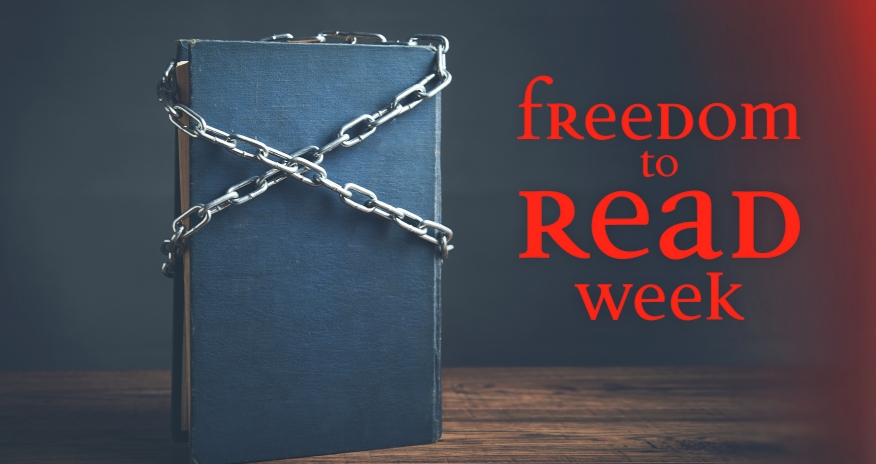 Freedom to Read Week 2018