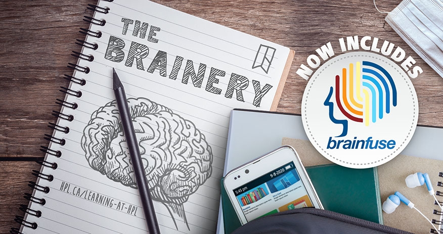 HPL's the Brainery now includes Brainfuse!