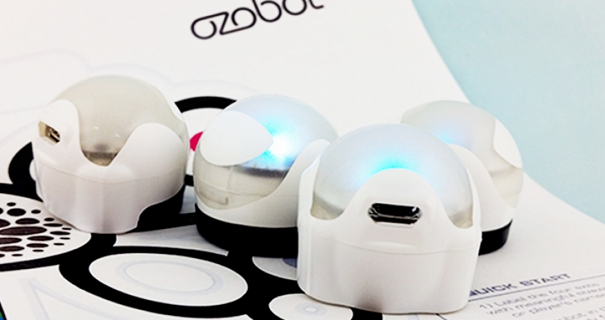 a photo of ozobots